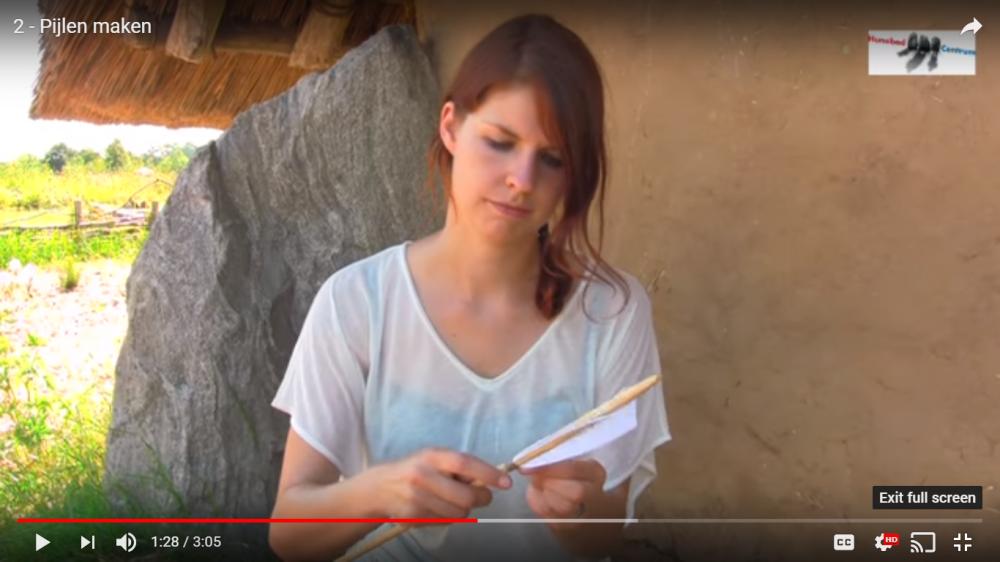 Oerkennis: Maak een pijl